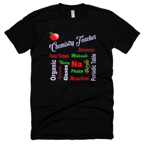 Chemistry Teacher Shirt