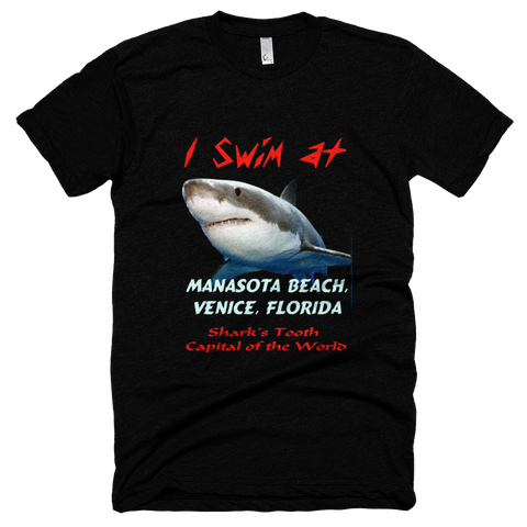 I Swim at Manasota Beach, Venice, FL