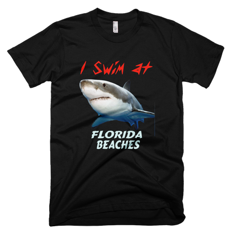 I Swim at Florida Beaches