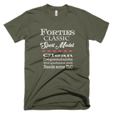 Forties Classic Sports Model T-Shirt
