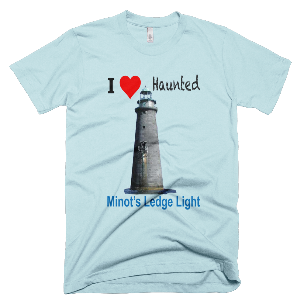 I Heart Haunted Minot's Ledge Light