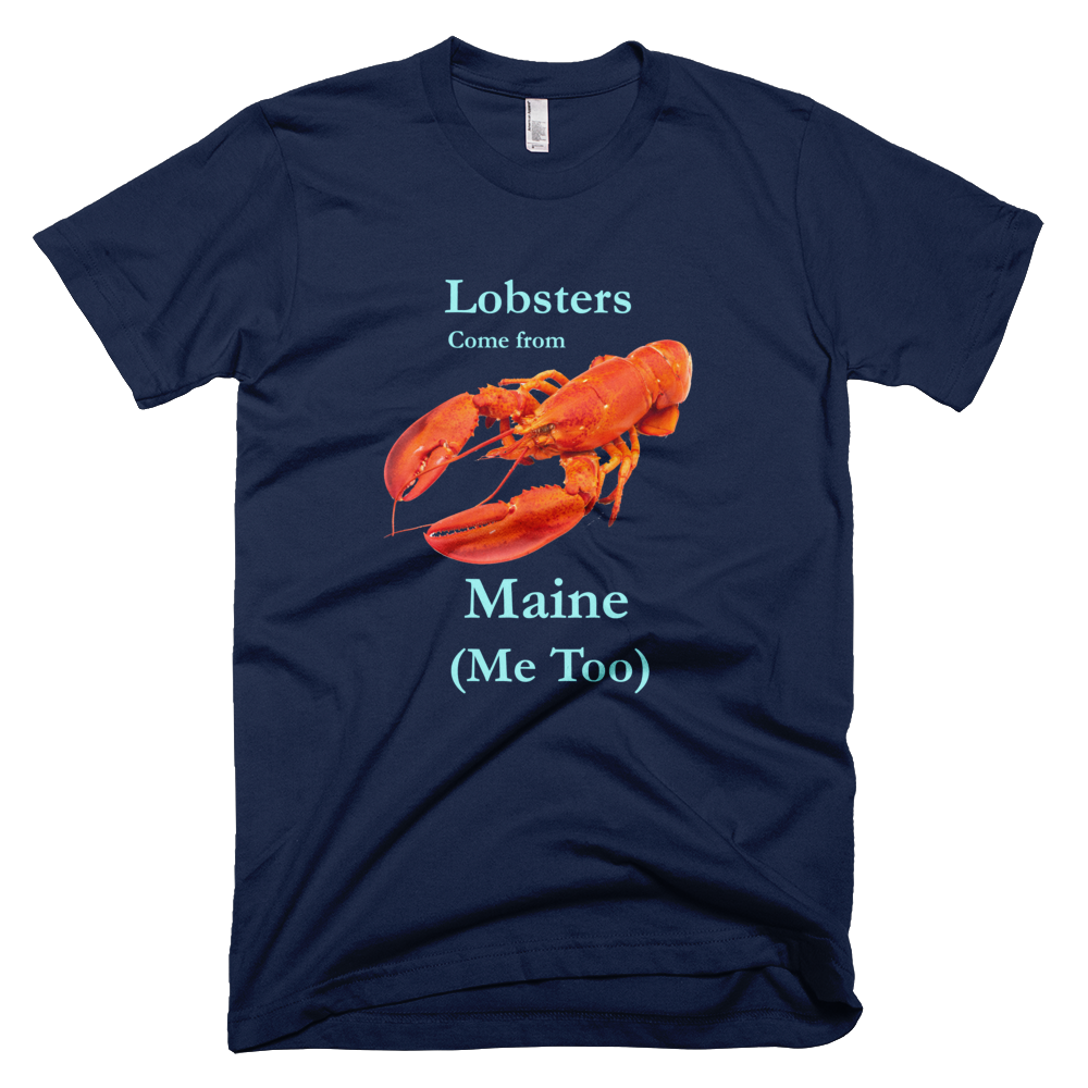 "Maine Lobster ""Me Too"" - T-Shirt"