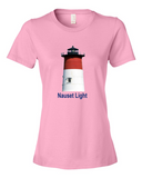 Nauset Light - Cape Cod - Lady's T