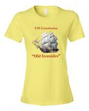 Old Ironsides Lady's T-Shirt