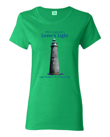 Minot's Light a/k/a Lover's Light - Lady's T