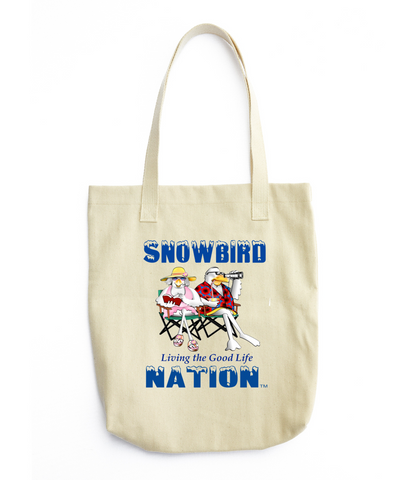 Snowbird Nation Tote Bag