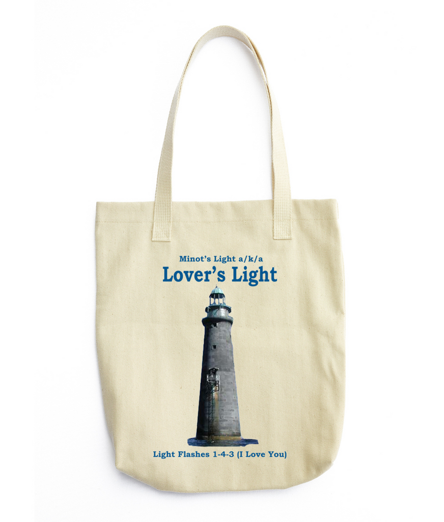 Lover's Light Tote Bag