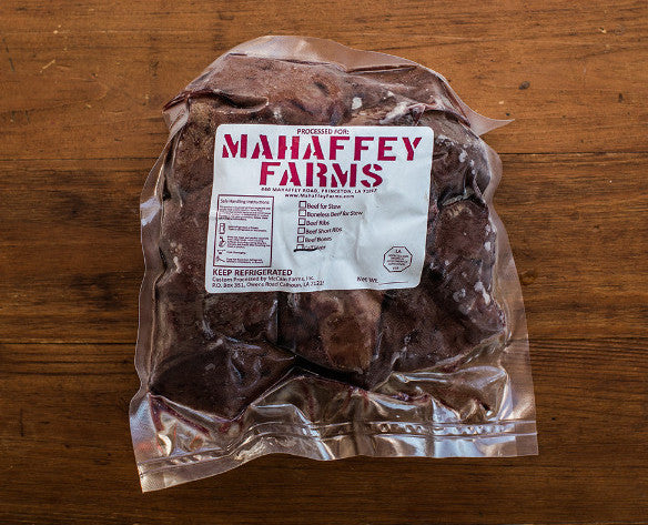 Calf Liver - Mahaffey Farms