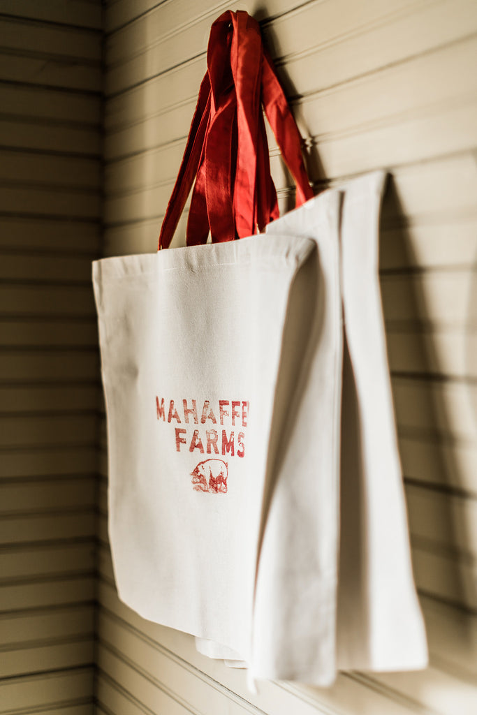 Market Bag - Mahaffey Farms - 1