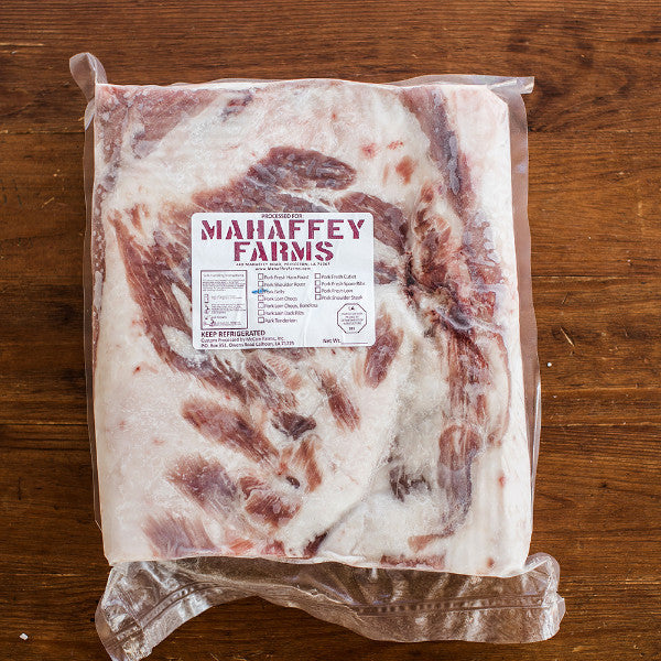 Pork Belly - Mahaffey Farms