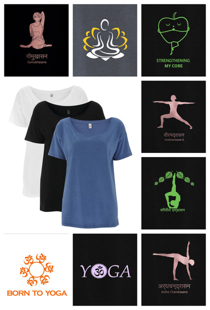 Yoga and Pilates Tops
