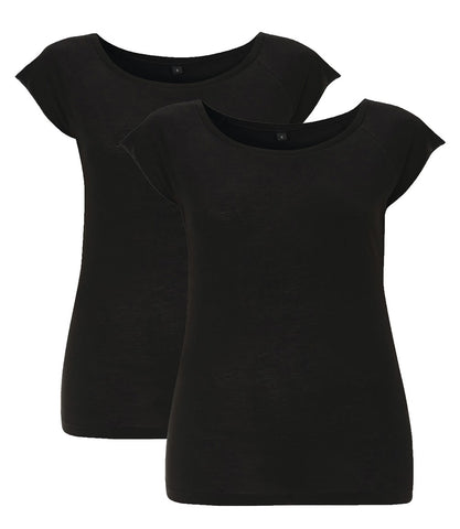 bamboo-t-shirts-for-women-2-blacks