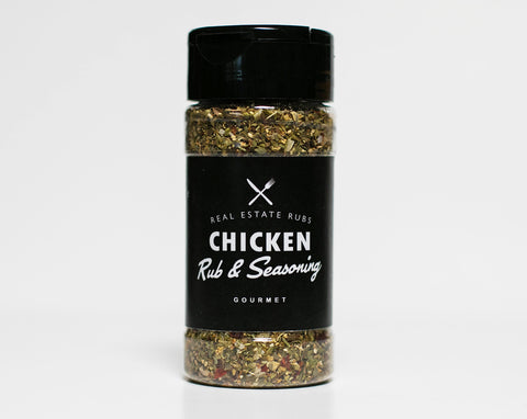 Chicken Rub & Seasoning