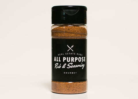 All Purpose Rub & Seasoning