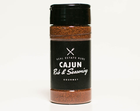 Cajun Rub & Seasoning
