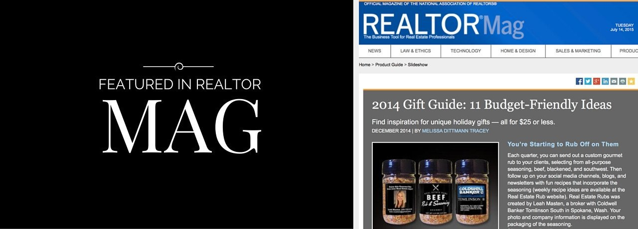 Realtor Closing Gifts