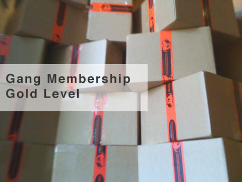 Gang Membership - Gold Level