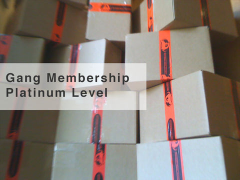 Gang Membership - Platinum Level
