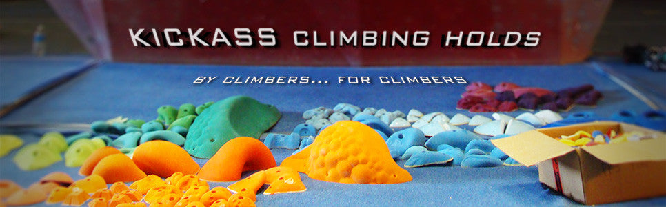 See our entire catalog of climbing holds.
