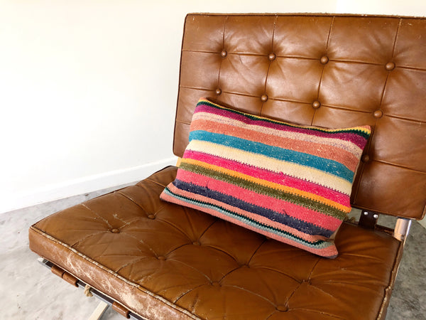"KILIM PILLOW ""ELEANOR"""