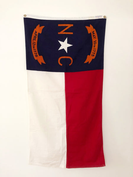 VINTAGE NORTH CAROLINA FLAG