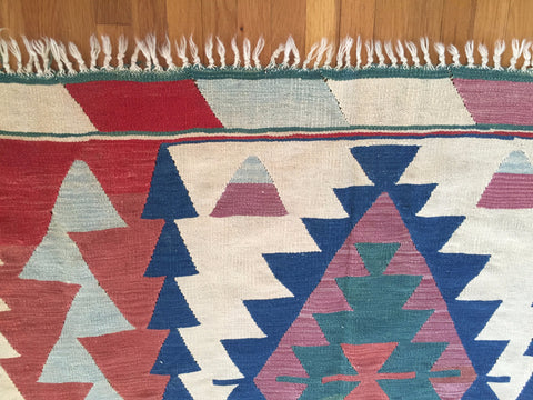"VINTAGE KILIM RUG ""THE DORIS"""