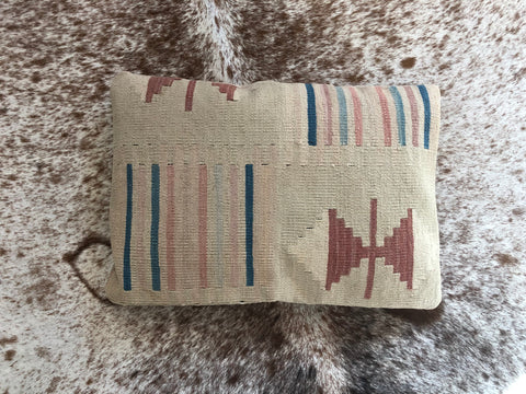 "KILIM PILLOW ""ANNE"""
