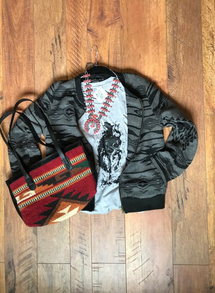 The Elk Street Bomber Jacket