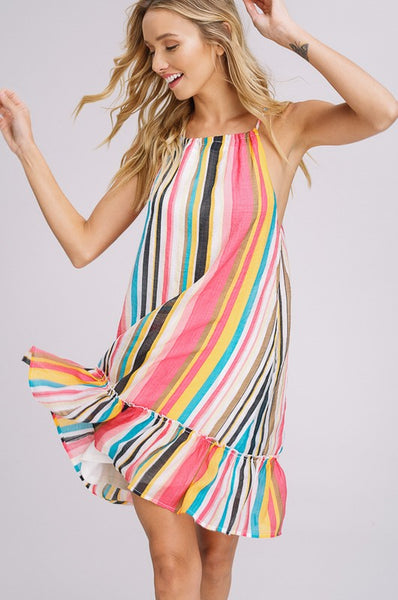 The Serape Soul Dress