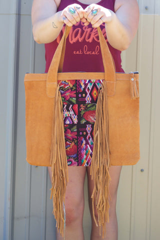 The Adventurer Humanity Bag - Saddles & Lace Boutique - Western and boho inspired clothing, bags, and accessories for women