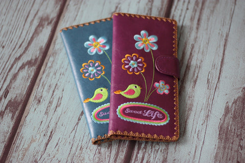 The Simple Joy Vegan Leather Wallet - Saddles & Lace - New western and southwest inspired clothing, bags, and accessories for women