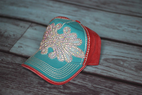 Olive & Pique Star Burst - Saddles & Lace - Hats & Headbands - 1
