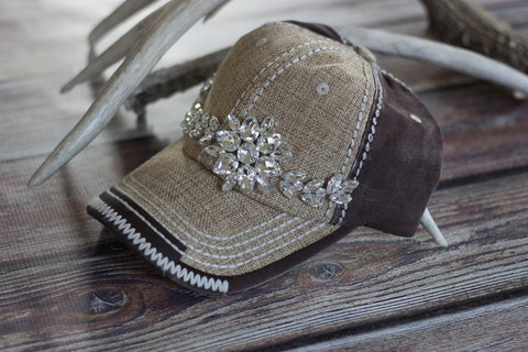 It's All In The Trimming - Olive & Pique Hat - Saddles & Lace - New western and southwest inspired clothing, bags, and accessories for women