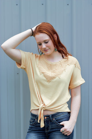 Peach Beach Knit Blouse - Saddles & Lace Boutique - Western and boho inspired clothing, bags, and accessories for women