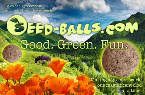 Gift Card - Seed-Balls.com