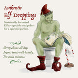 Authentic Elf Droppings (Vegetable Guerrilla Droppings)