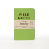 Field Notes- 3 pack graph paper memo books - Seed-Balls.com  - 3