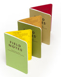 Field Notes- 3 pack graph paper memo books - Seed-Balls.com  - 2