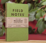 Field Notes- 3 pack graph paper memo books - Seed-Balls.com  - 5