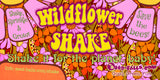 Wildflower Shake- Refillable Gardening Seed Shaker