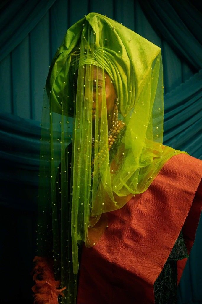 Sumptuous Photos of Nigerian Brides!