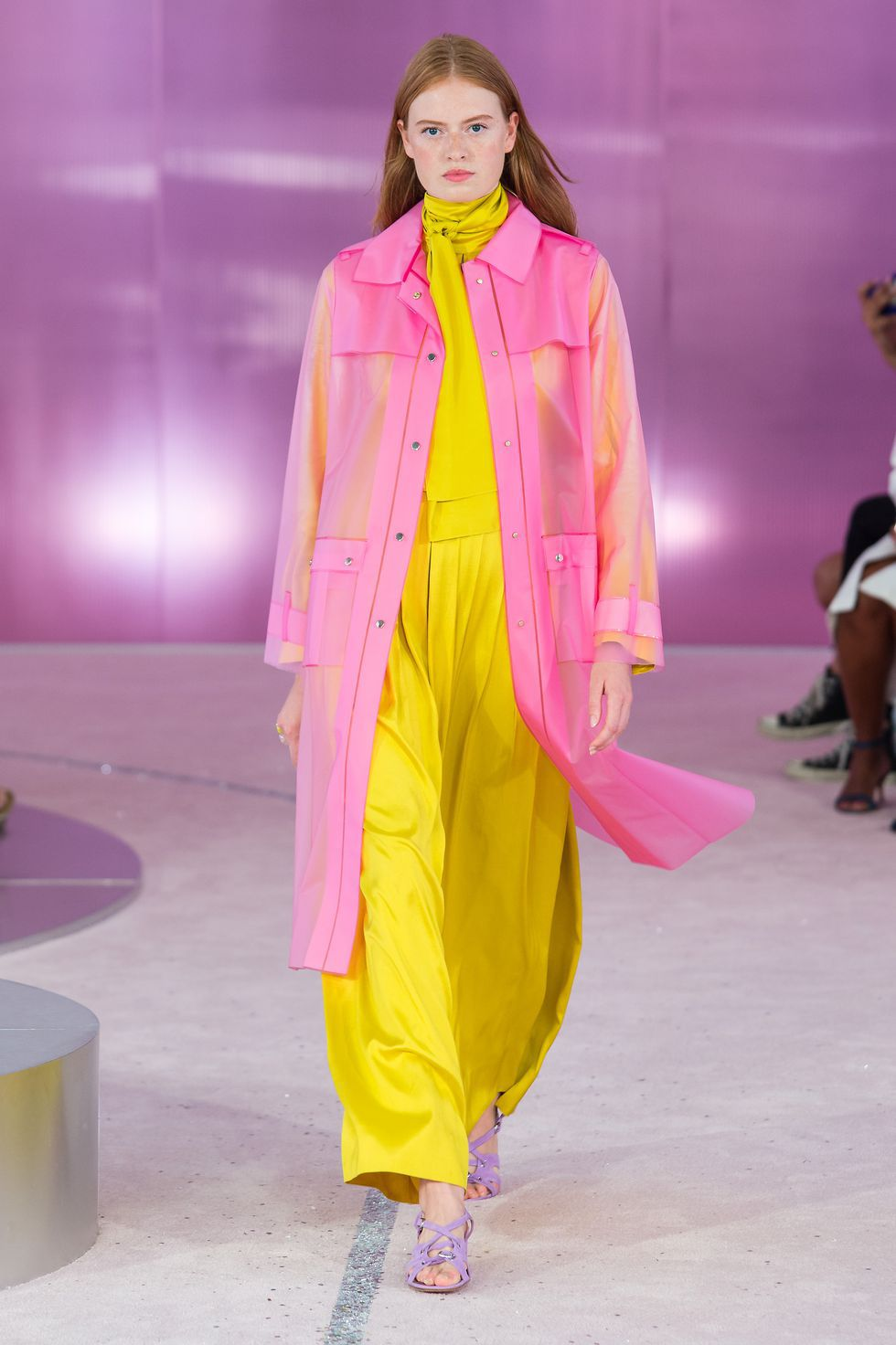 Fantastic Plastic - Summer and Spring 2019 Runway Trends