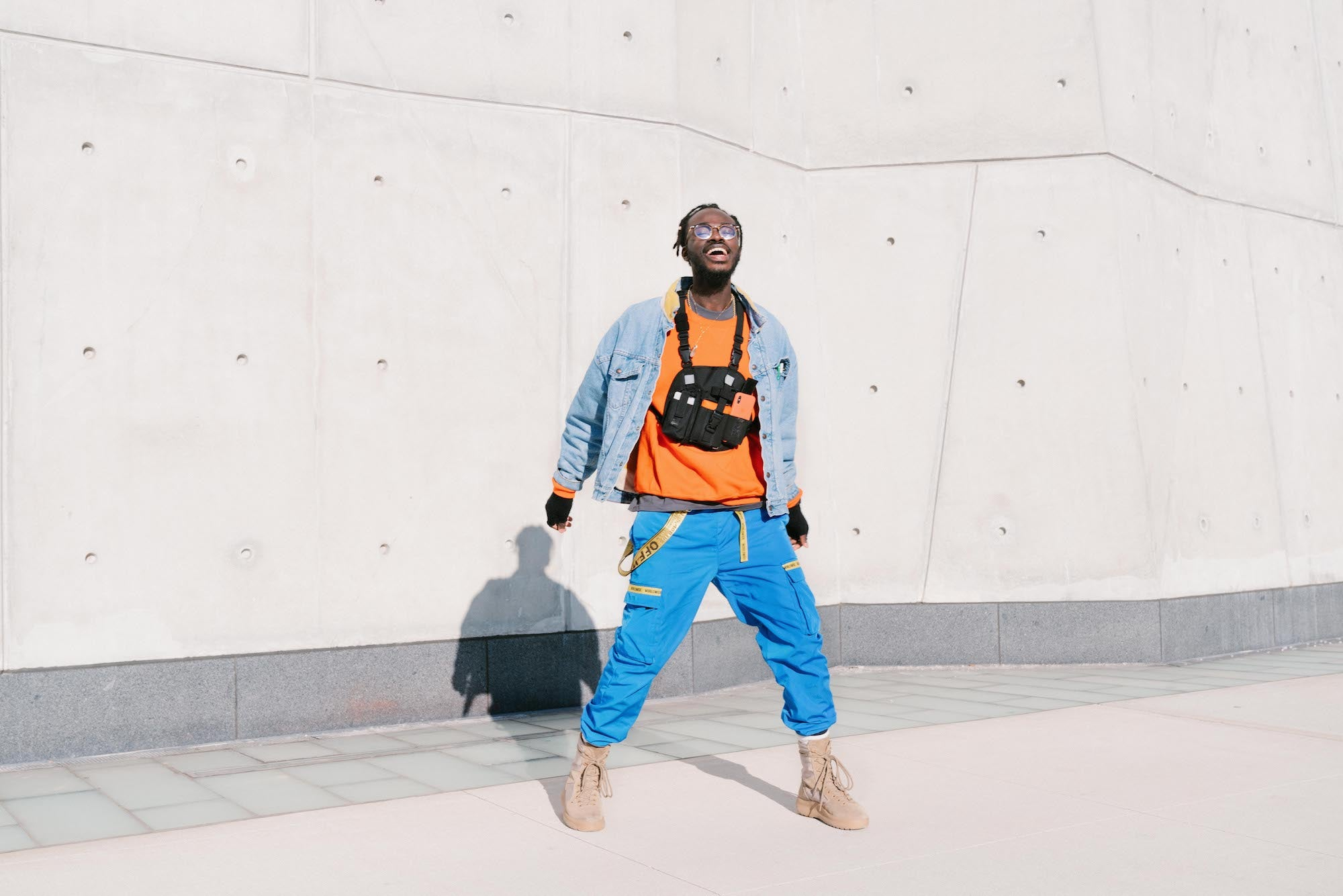 Meet Iddrus Sandu as He Merges Hip-Hop Culture with the Tech World.