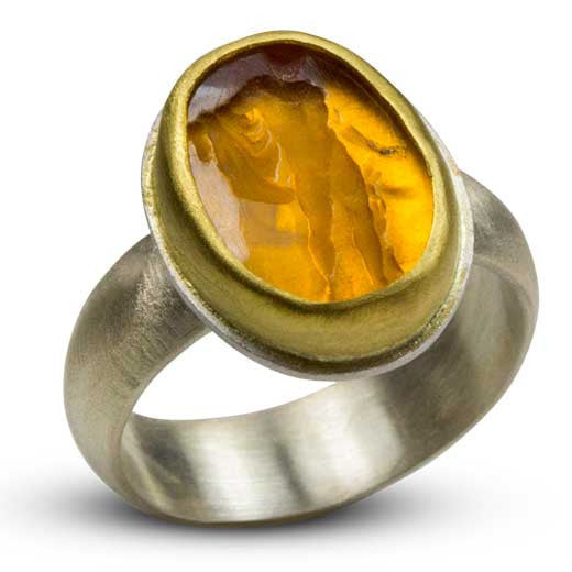 Ancient Jewelry Techniques Meet Modern Design with Nancy Troske