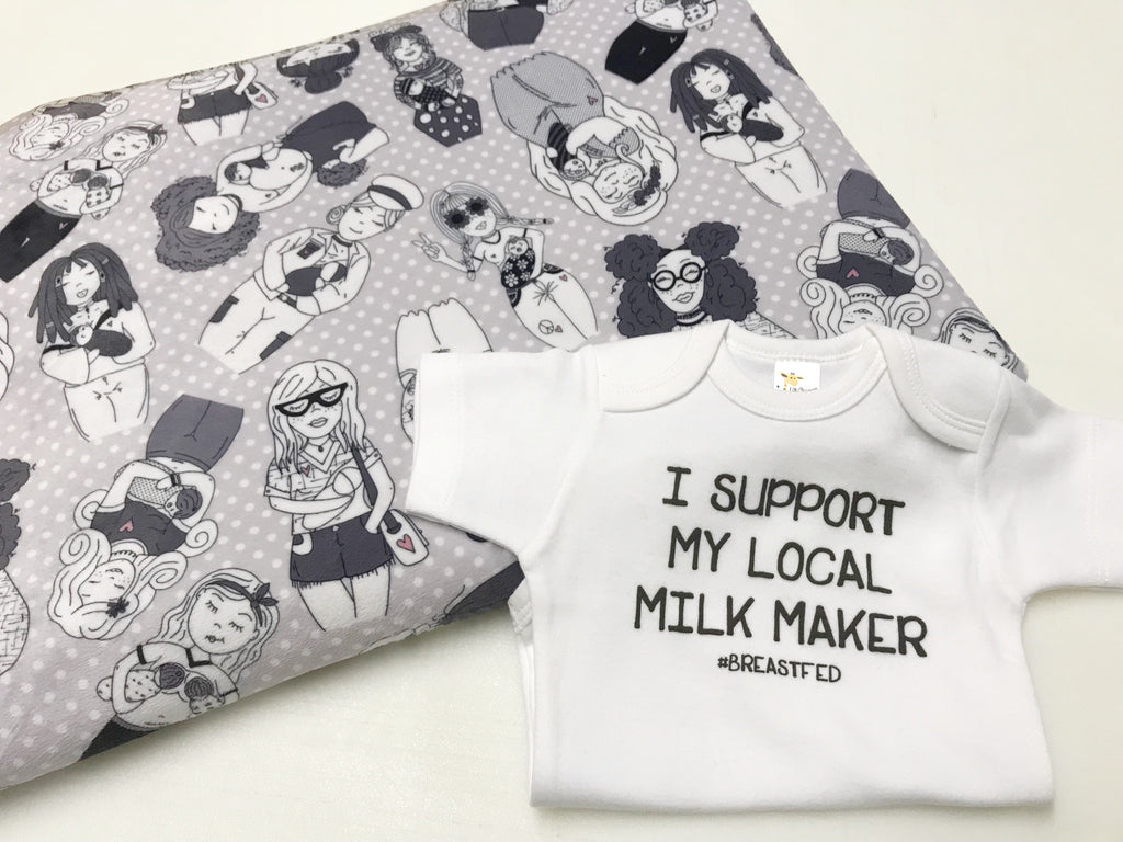 Mama's Milk Blankets & More
