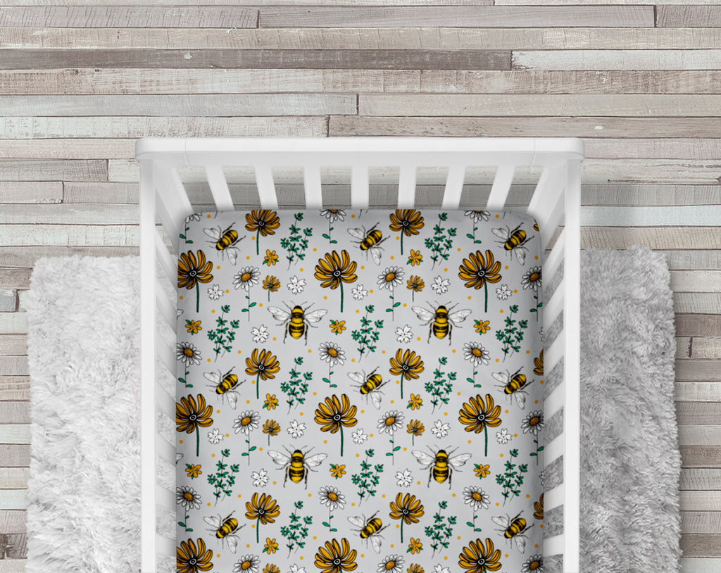 Save the Bees Sheet
