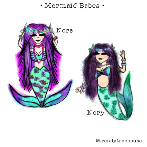 Mermaid Blankets - Trendy Treehouse - 6