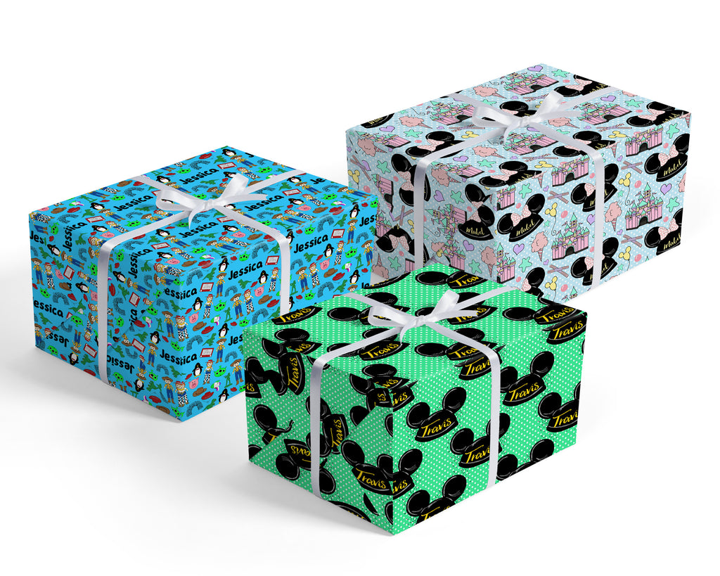 Inspired Wrapping Paper