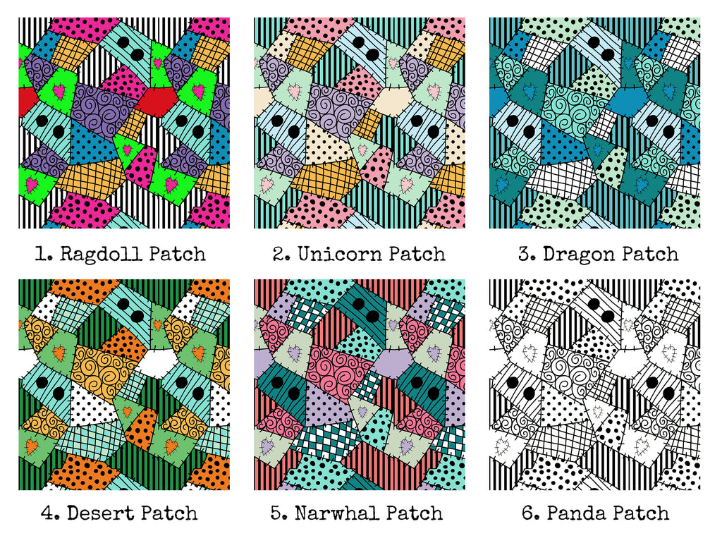 Patchwork Blankets & More