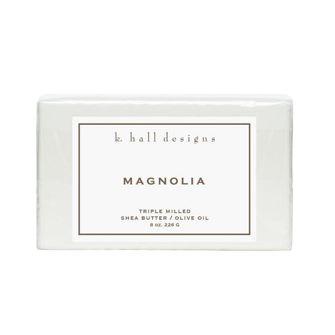 Magnolia Triple Milled Bar Soap